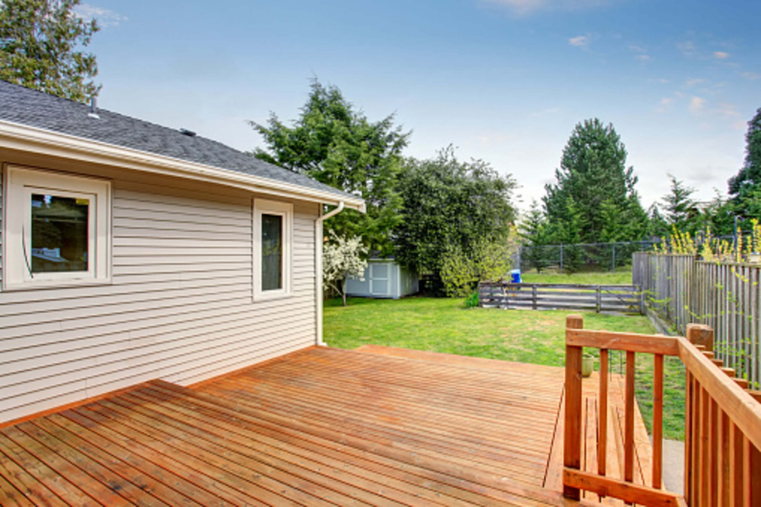 DIY Construction: How to Build An Elevated Back Deck
